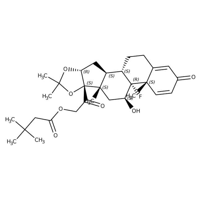 Triamcinolone Hexacetonide, USP, 97-102%, Spectrum