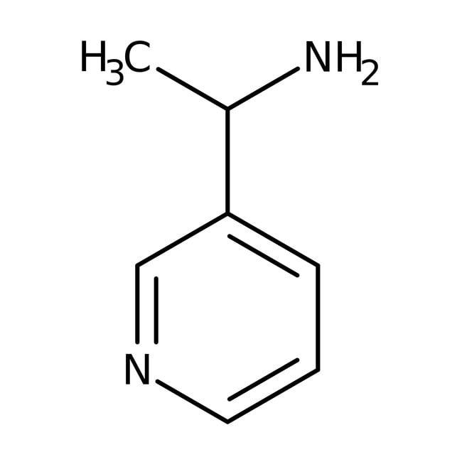 Alfa Aesar™1-(3-Pyridyl)ethylamine, 96% 250mg Alfa Aesar™1-(3-Pyridyl)ethylamine, 96%