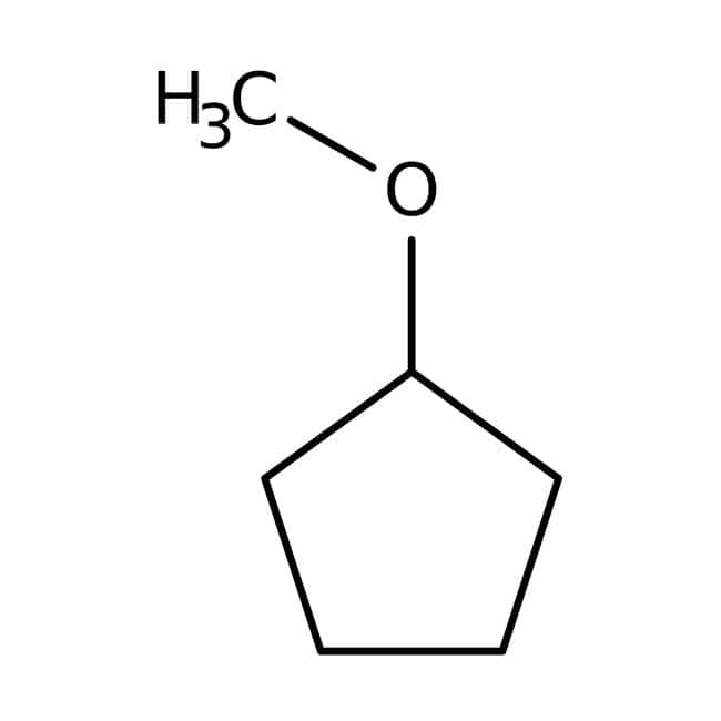 Cyclopentyl methyl ether, 99.5%, Extra Dry, stabilized, AcroSeal™, ACROS Organics™: Ethers Organooxygen compounds