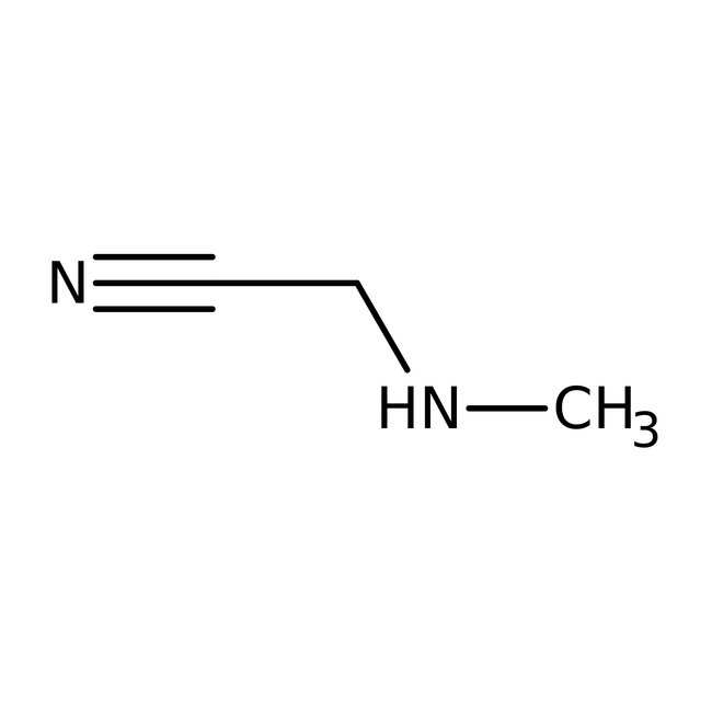Methylaminoacetonitrile 98.0 %, TCI America
