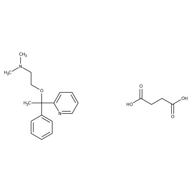 Doxylamine succinate, 98%, ACROS Organics™
