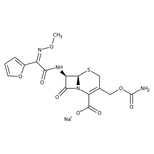Alfa Aesar™Cefuroxime sodium salt, 95%