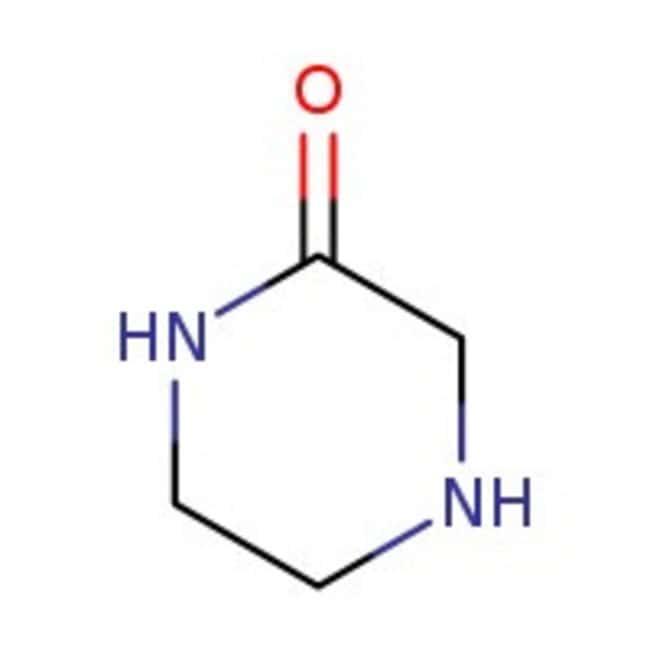 Piperazine-2-one, 95%, ACROS Organics™