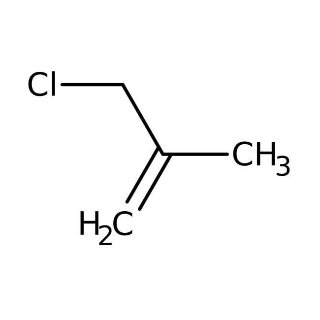 3-Chloro-2-methylpropene, 90%, tech., ACROS Organics