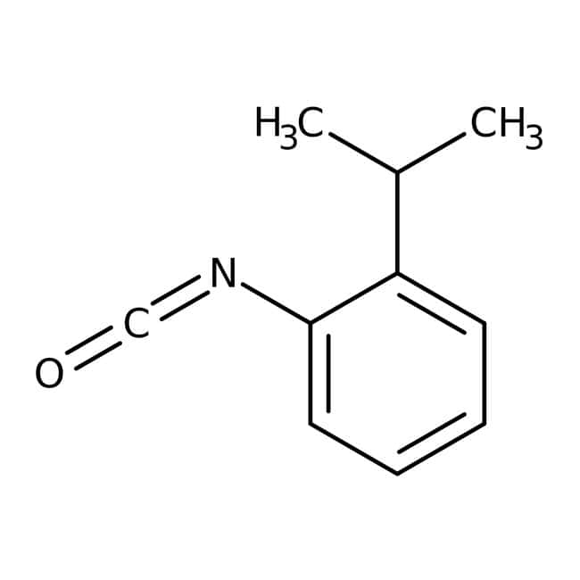 Alfa Aesar™Isocyanate d'isopropylphényle 2, 97% 1g Alfa Aesar™Isocyanate d'isopropylphényle 2, 97%