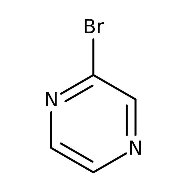 2-Bromopyrazine, 95%, Acros Organics