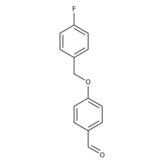 4-(4-Fluorobenzyloxy)benzaldehyde, 98%, ACROS Organics