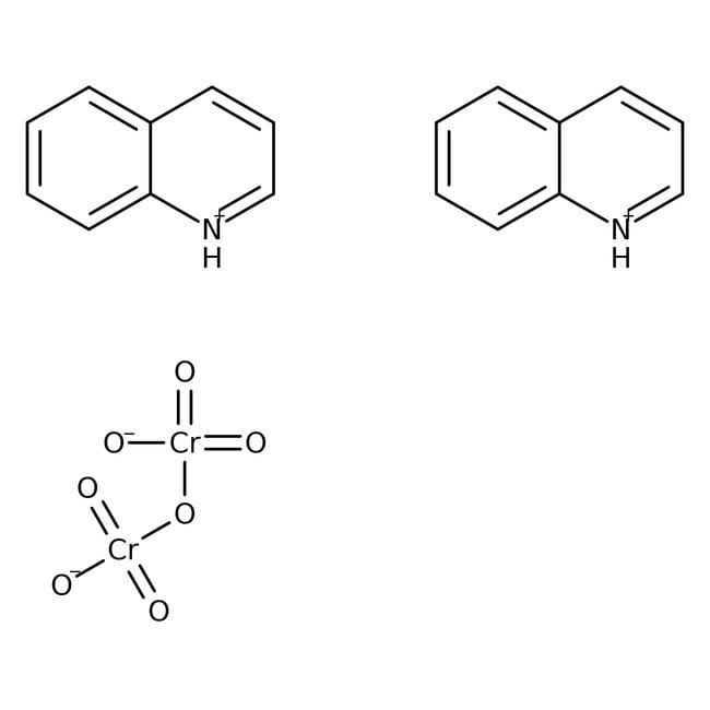 Alfa Aesar™Quinolinium dichromate, 97%