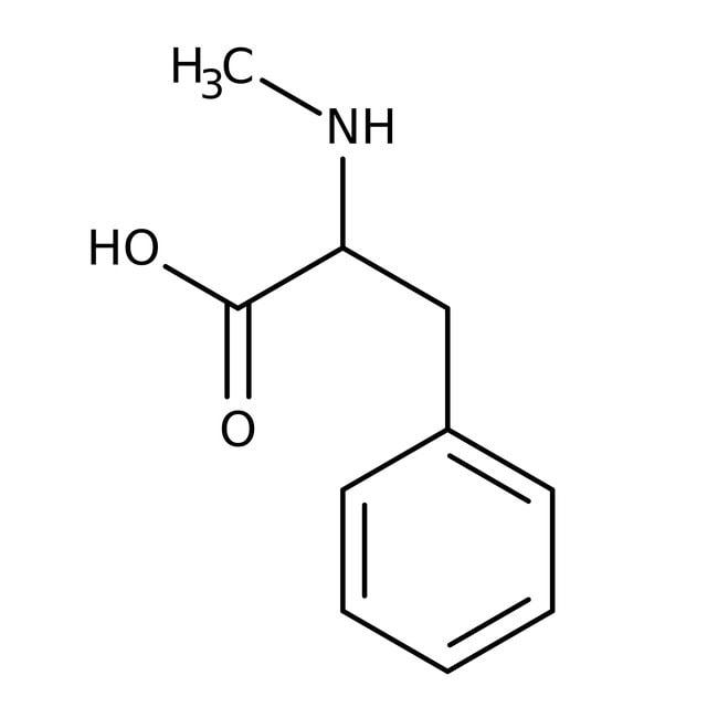 Alfa Aesar™N-Methyl-D-phenylalanine, 97% 250mg Alfa Aesar™N-Methyl-D-phenylalanine, 97%