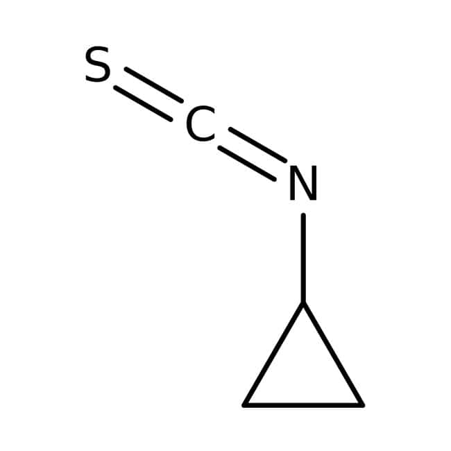 Cyclopropyl Isothiocyanate, 97%, ACROS Organics