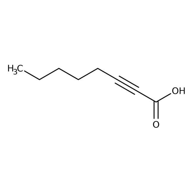 Alfa Aesar  2-Octynoic acid, 98%