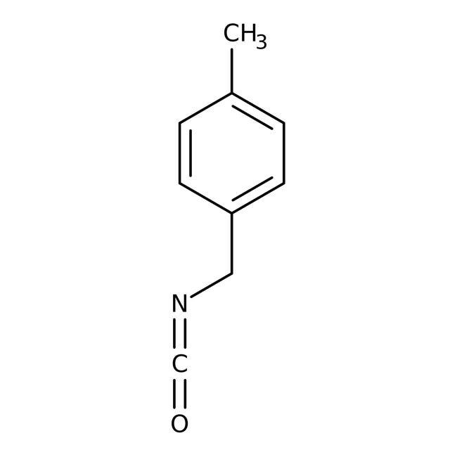 4-Methylbenzyl isocyanate, 97%, ACROS Organics™