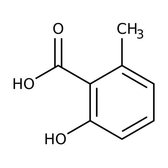 6-Methylsalicylic acid, 98%, Acros Organics™  prodotti trovati