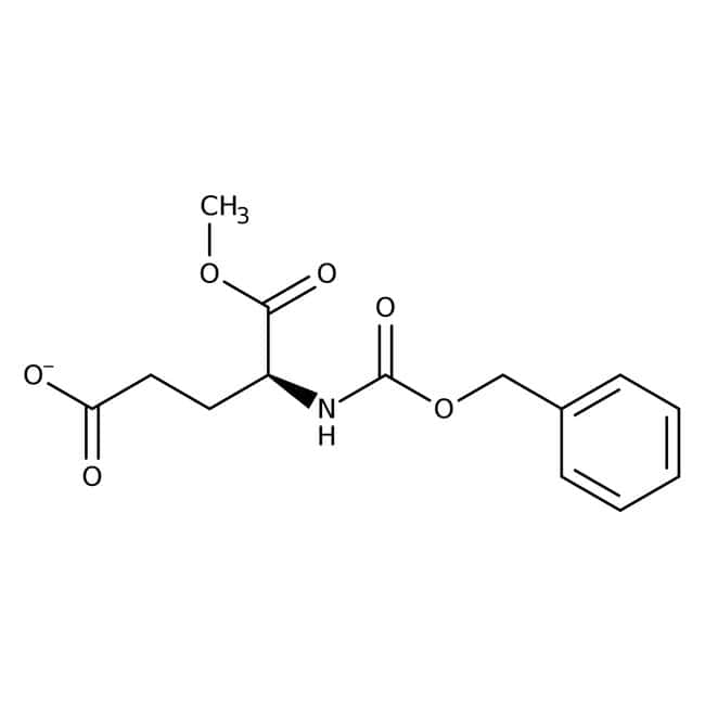 1-Methyl N-Carbobenzoxy-L-glutamate 98.0+%, TCI America™