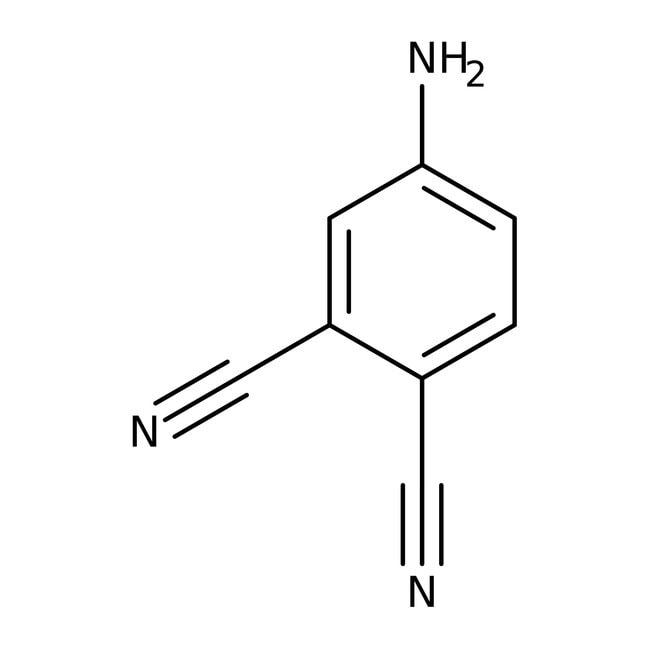 4-Aminophthalonitrile, 97%, ACROS Organics™