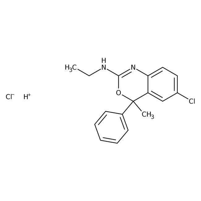 Etifoxine hydrochloride, Tocris Bioscience™ 50mg Etifoxine hydrochloride, Tocris Bioscience™