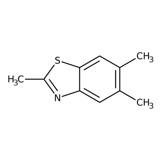 Alfa Aesar  2,5,6-Trimethylbenzothiazole, 98%