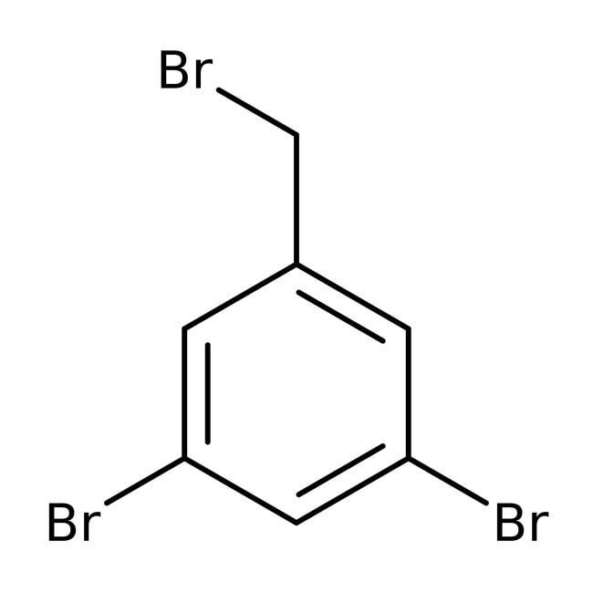 3,5-Dibromobenzyl bromide, 99%, ACROS Organics