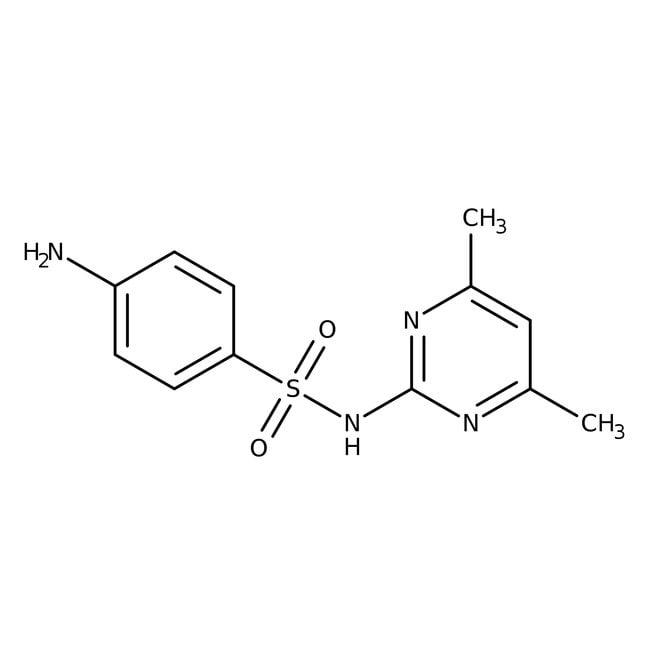 Sulfamethazine, 99%, ACROS Organics