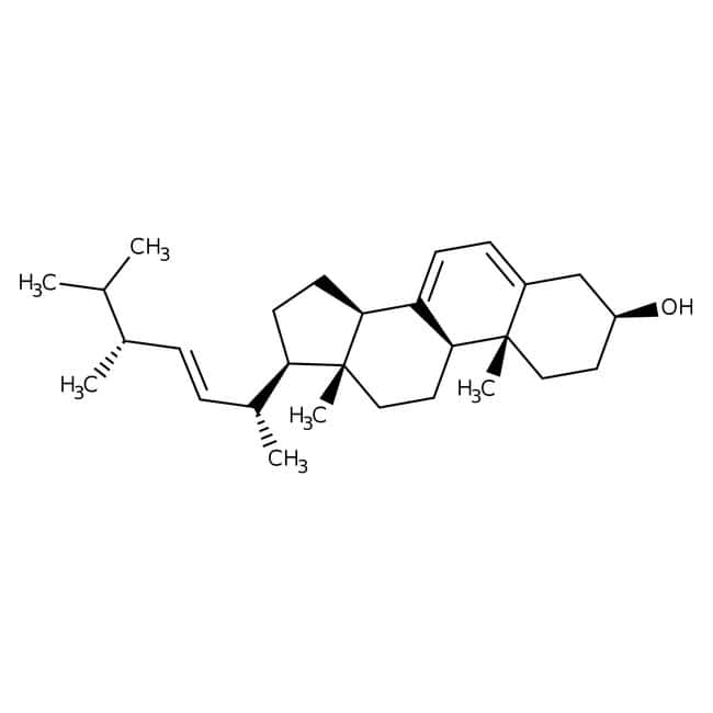 Ergosterol, 98%, ACROS Organics™