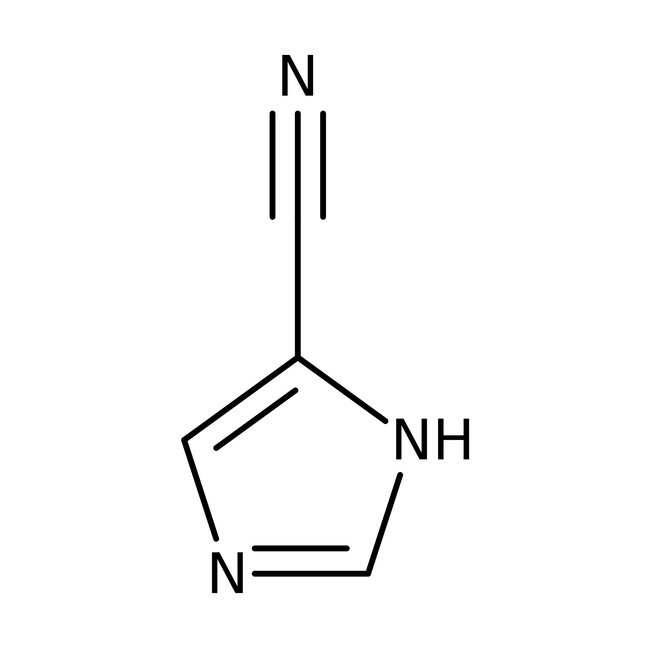 4-Cyanoimidazole, 95%, ACROS Organics™ 5g 4-Cyanoimidazole, 95%, ACROS Organics™