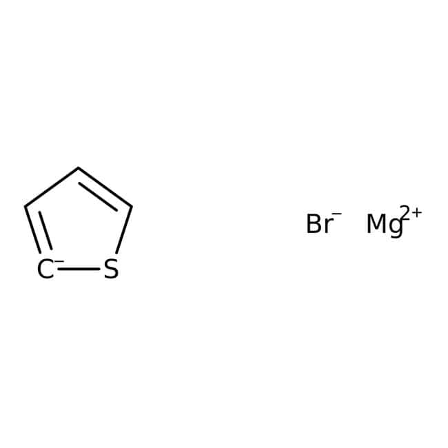 2-Thienylmagnesium bromide, 1M solution in THF, AcroSeal , Acros Organics