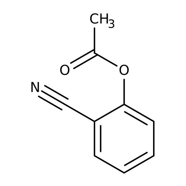 Alfa Aesar™3-Acetoxybenzonitrile, 97%