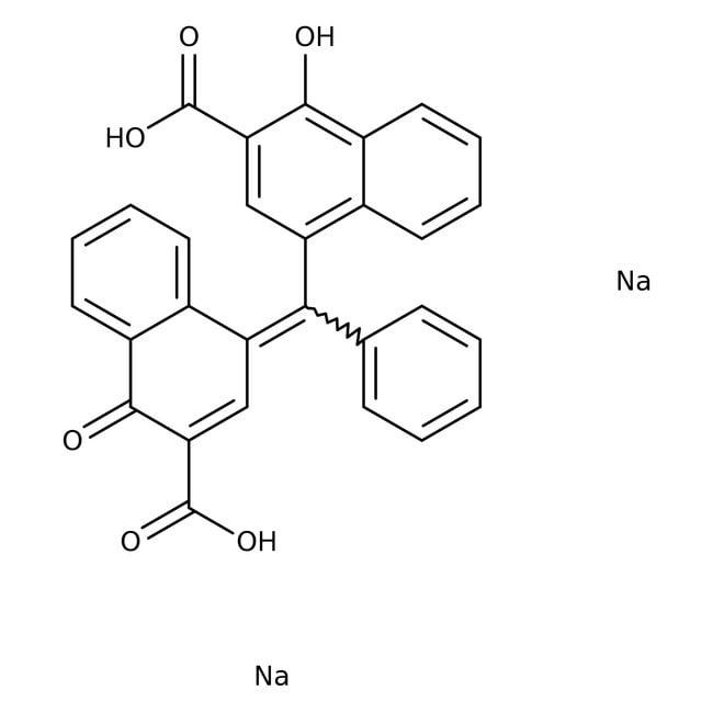 Naphthochrome Green, ACROS Organics