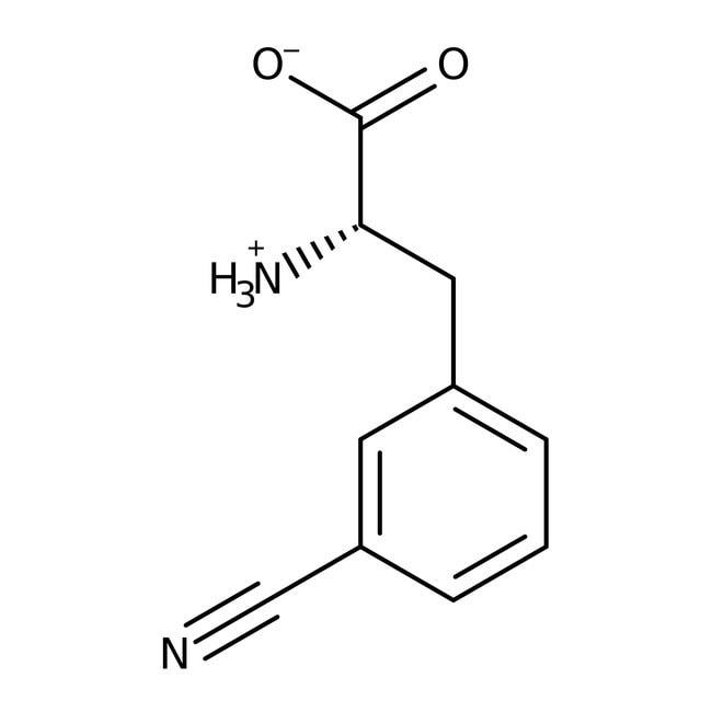(S)-N-3-Cyanophenylalanine, 95%, 98% ee, Acros Organics