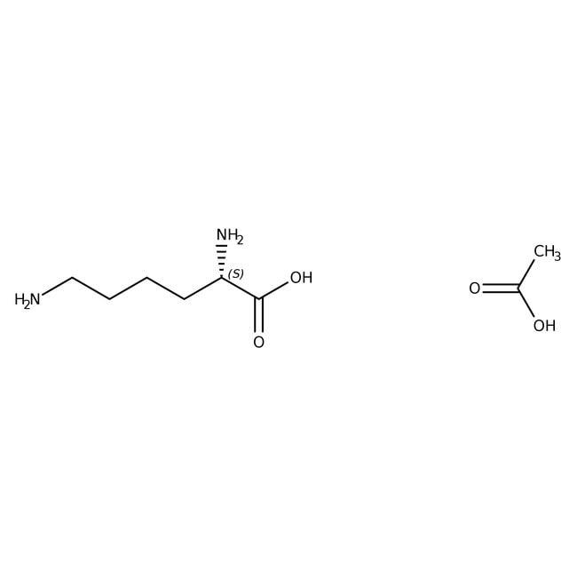 L-Lysine acetate, 97%, Acros Organics