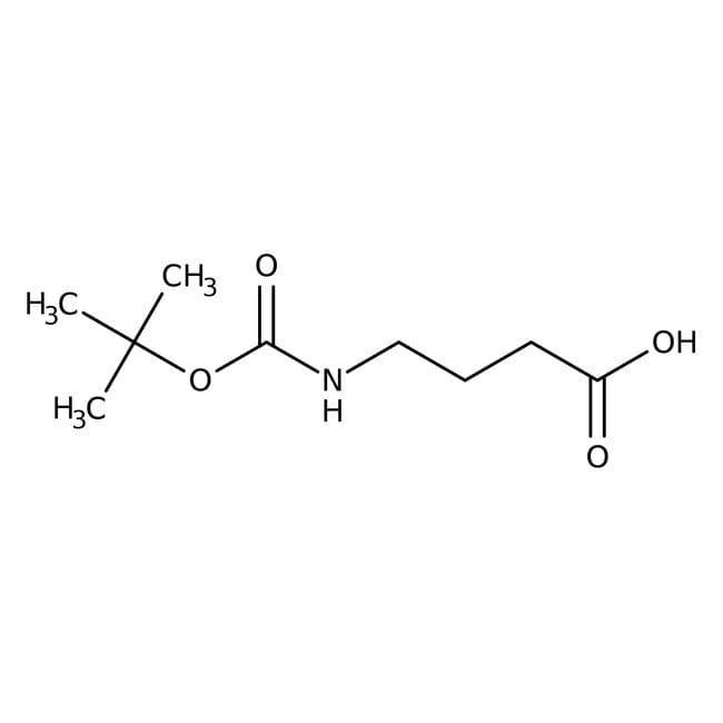 Alfa Aesar  N-Boc-gamma-aminobutyric acid, 98+%