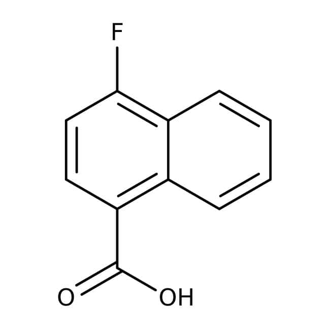 Alfa Aesar™4-Fluoro-1-naphthoic acid, 97% 1g prodotti trovati
