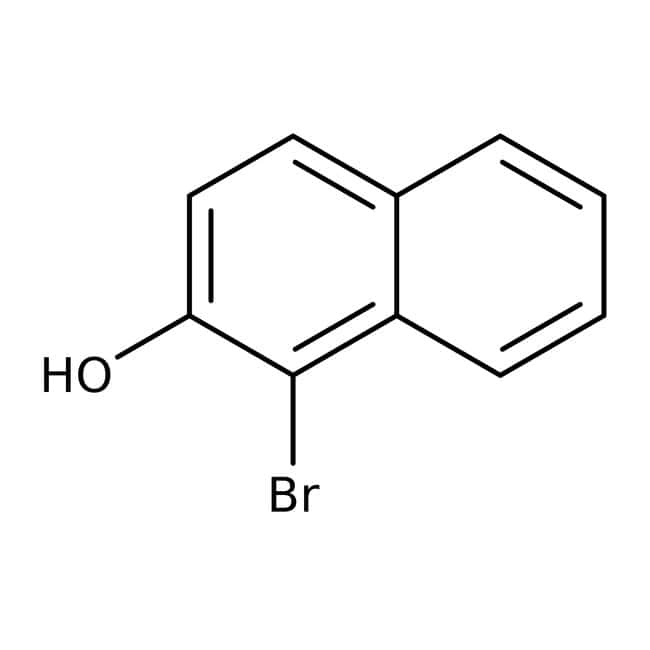 1-Bromo-2-naphthol, 98%, ACROS Organics™