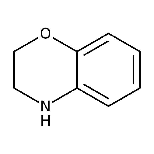 Alfa Aesar™3,4-Dihydro-2H-1,4-benzoxazine, 97% 5g Alfa Aesar™3,4-Dihydro-2H-1,4-benzoxazine, 97%