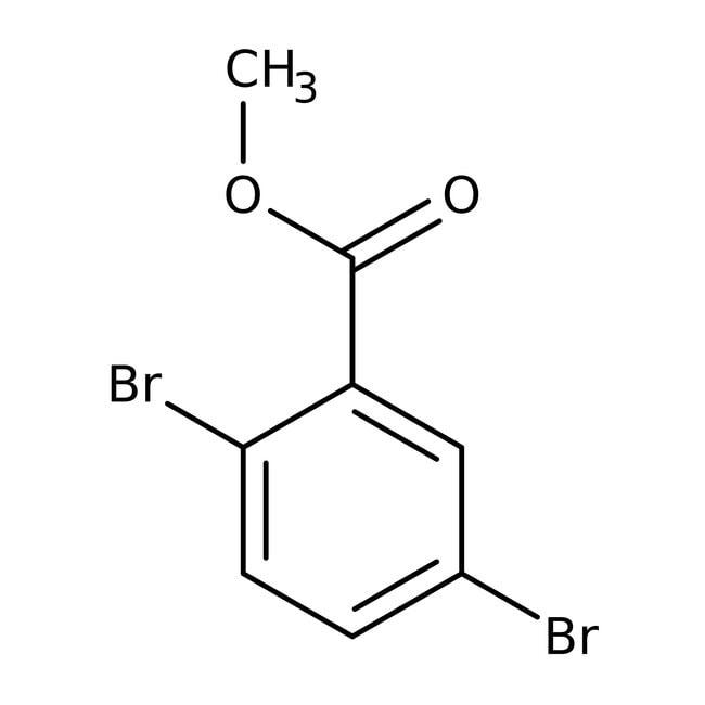 Methyl 2,5-Dibromobenzoate 98.0 %, TCI America
