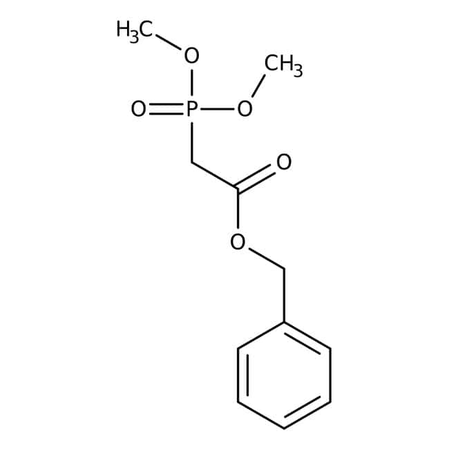 Benzyl dimethyl phosphonoacetate, 98%, Acros Organics