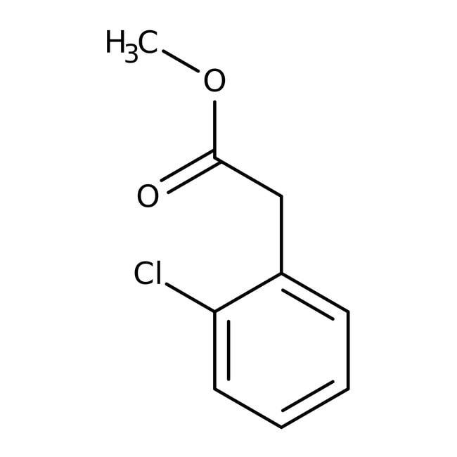 Methyl 2-chlorophenylacetate, 98%, ACROS Organics