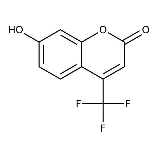 7-Hydroxy-4-(trifluoromethyl)coumarin 98.0+%, TCI America™