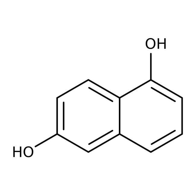 1,6-Dihydroxynaphthalene, 99%, ACROS Organics™