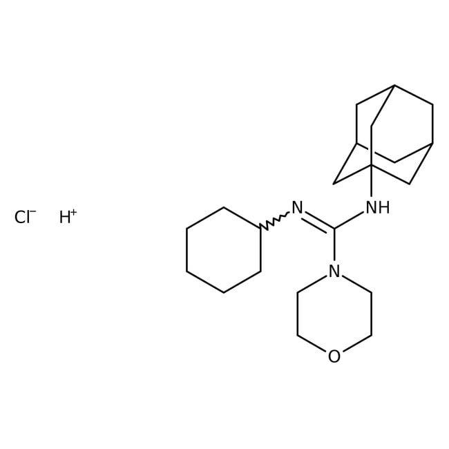 PNU 37883 hydrochloride, Tocris Bioscience™ 50mg PNU 37883 hydrochloride, Tocris Bioscience™