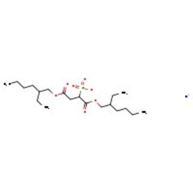 Dioctyl sulfosuccinate, sodium salt, 96%, ACROS Organics™