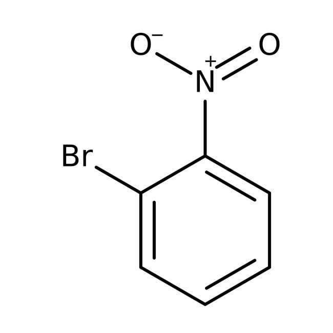 1-Bromo-2-nitrobenzene, 98%, ACROS Organics™ 100g 1-Bromo-2-nitrobenzene, 98%, ACROS Organics™
