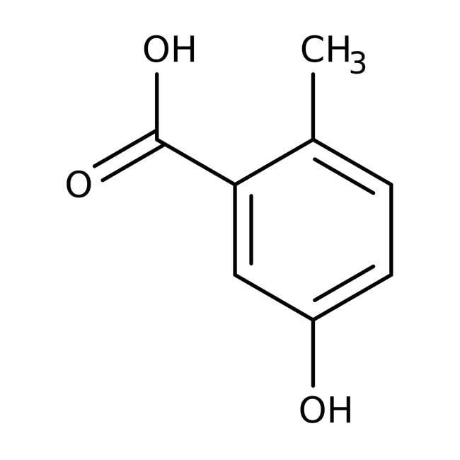 5-Hydroxy-2-methylbenzoic Acid 98.0 %, TCI America