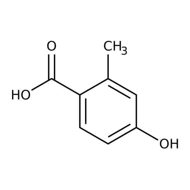 4-Hydroxy-2-methylbenzoic Acid 98.0+%, TCI America™
