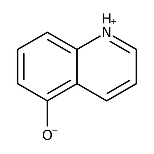5-Hydroxyquinoline, 97%, ACROS Organics™ 5g; Glass bottle 5-Hydroxyquinoline, 97%, ACROS Organics™