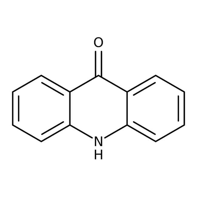 9(10H)-Acridone, 99%, ACROS Organics™ 10g; Glass bottle 9(10H)-Acridone, 99%, ACROS Organics™