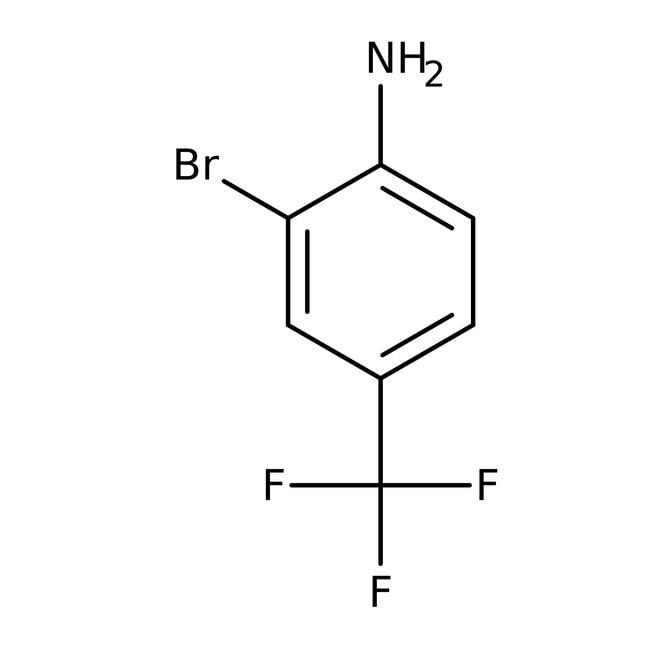 4-Amino-3-bromobenzotrifluoride, 99%, ACROS Organics