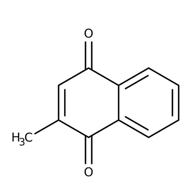 2-Methyl-1,4-naphthoquinone, 98%, ACROS Organics™: Organic Building Blocks Chemicals