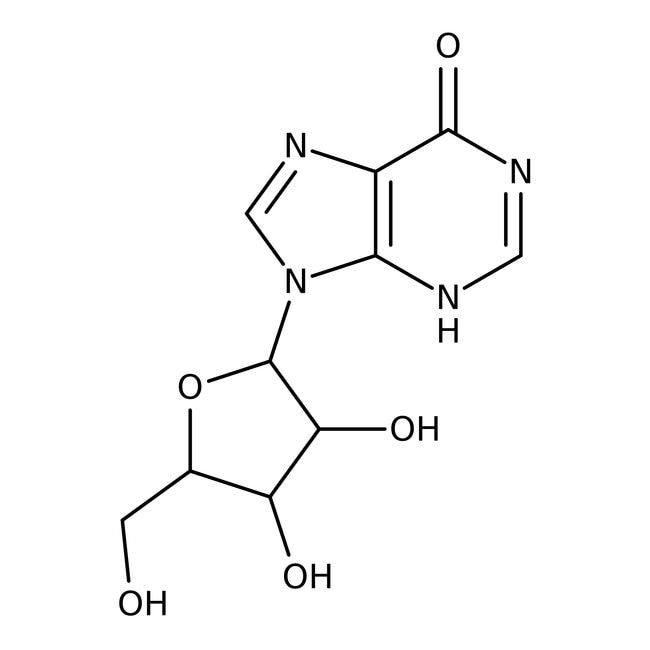 Inosine, 99%, ACROS Organics™