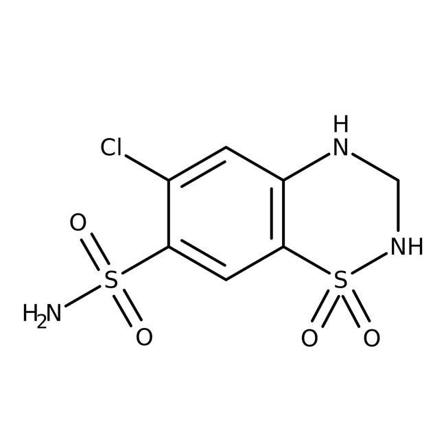 Hydrochlorothiazide 97.0+%, TCI America™